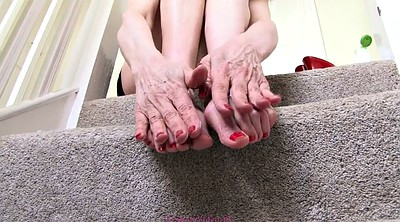 Shoe, Mature foot, Mature feet, Granny feet
