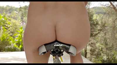 Home, Naked, Bike, Solo babe hd