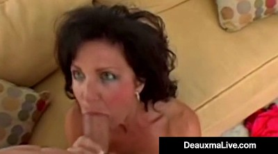 Mommy, Licking anus