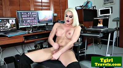 Tgirl, Huge dick shemale