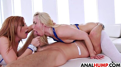 Huge anal, Sharing