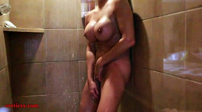 Shower masturbation, Out