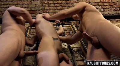 Asian gay, Bound