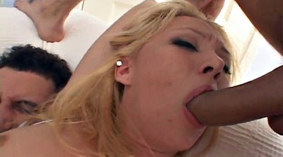 Foursome, Teen double penetration