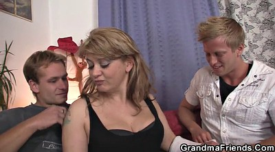 Pick up, Mommy, Wife threesome, Sexy milf