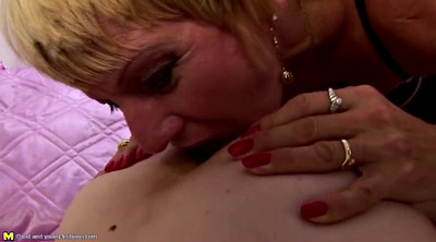 Lesbian milfs, Lesbian old and young, Granny threesome, Threesome lesbians, Young threesome, Old young threesome