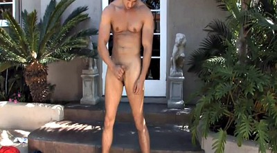 Beat, Outside, Gay amateur, Beating