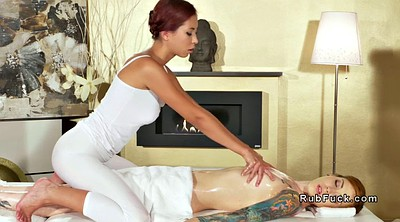 Masseuse, Asian massage
