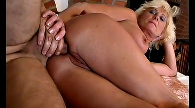 German mature, First sex