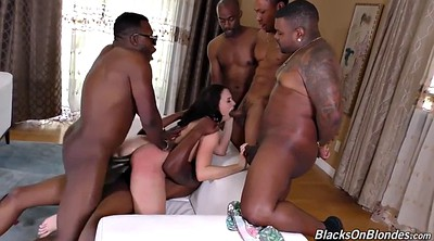 Chanel preston, Spanks, Blacked anal, Gangbang anal, Creampie black, Preston