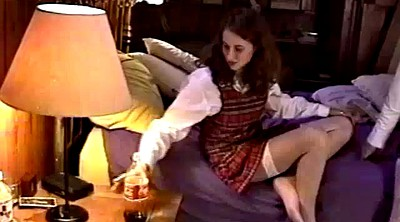 Fighting, Pillow, Panty upskirt