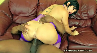 Big butts, Ebony creampie