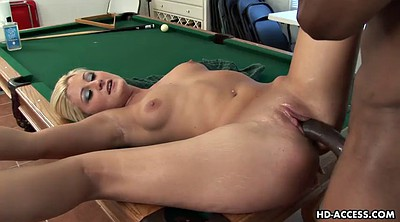 Amateur bbc, Pool table, Nipple fuck, Black on blonde, Black on black