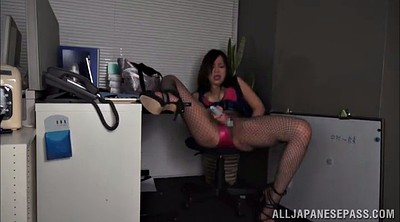 Pantyhose, High heels, Asian pantyhose, Solo pantyhose, Hypnotized, Office pantyhose