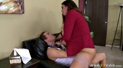 Alison tyler, Office anal, Office creampie