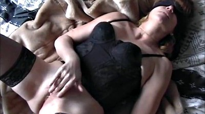 Masturbating, Milf nylon