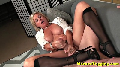 Big clit, Mature milf, Bigtits, Cougar mature