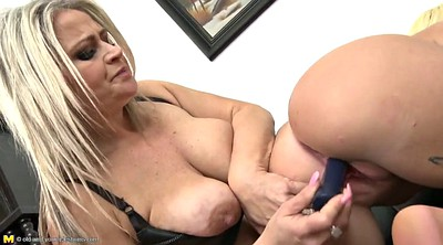 Moms, Old mom, Lesbian mom, Young daughter, Mom sex, Lesbian milf