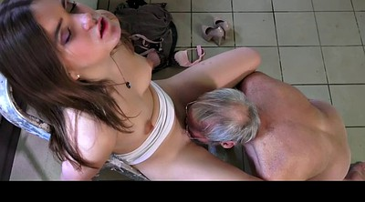Old man, Old pussy, Old man and young, Old man anal, Big granny