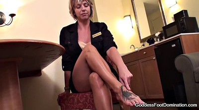 Interview, Foot job, Job, Foot pov, Milf foot, Job interview