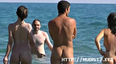 Spread, Beach nude, Spreading, Nude beach, Beach voyeur