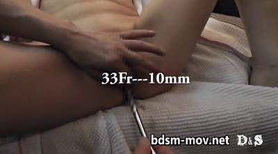 Asian bdsm, Urethra, Expansion