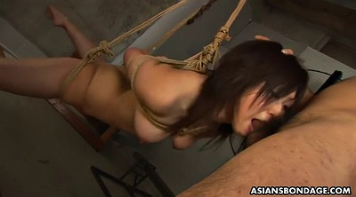 Japanese bdsm, Tied, Sperm, Asian tied