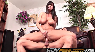 Lisa ann, Big dick