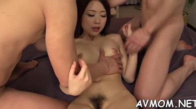 Asian mature, Japanese cock, Big milf