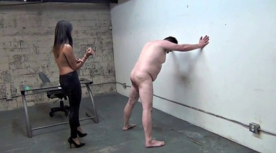 Angelina, Asian femdom, Busted, Business, Cruel, Busy