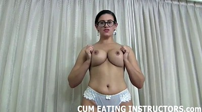 Milk, Eating cum