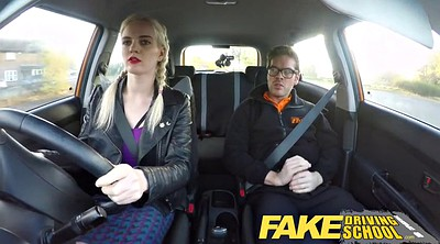 Creampie compilation, Fake, Driving school