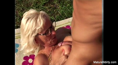 Grandma, Glasses, Grandmas, Mature outdoor