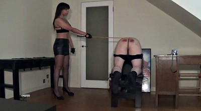Spank, Caning