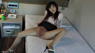 Japan, Nylon, Mature, Nylons, Japanese nylon, Japan mature