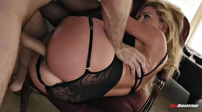 Hand, Cherie deville, Tied up, James deen, James, Devil