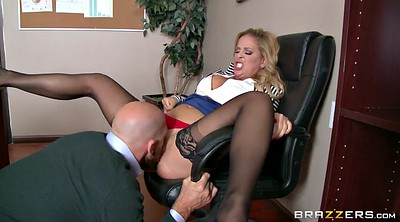 Panties, Officer, Panty job, Johnny sins, Deville