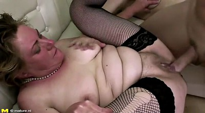 Mother, Lucky boy, Mature piss, Mature and young