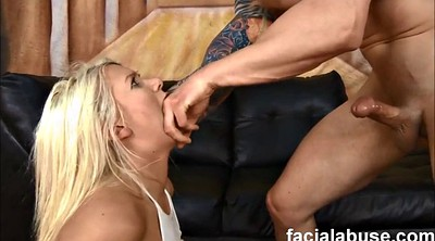 Deep throat, Abused, Abuse, Facial abuse, Fucking hard