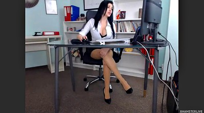 Pantyhose, Office girl