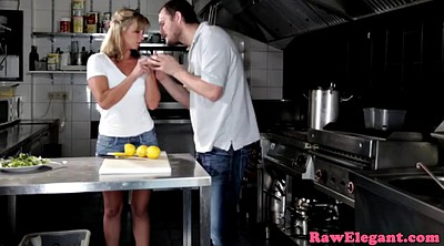 Kitchen, Restaurant, Kitchen creampie
