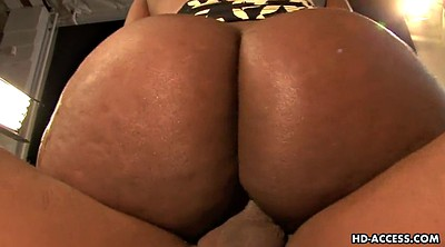 Bitch, Young black, Anal bbw