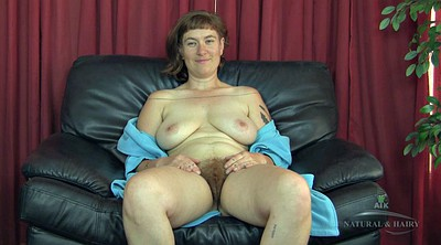Hairy masturbation mature, Hairy show