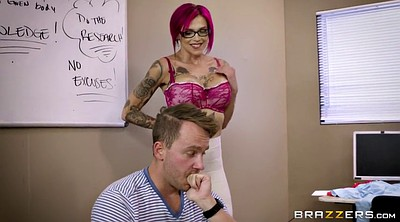 Brazzers, Anna bell, Big clit, Brazzers anal, Anal bdsm