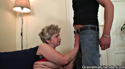 Orgy, Young pussy, Granny gangbang
