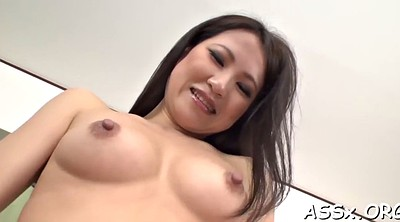 Japanese shaved, Asian anal