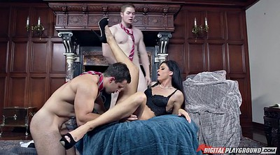 Indian, India, Threesome, India summer, One by one, Guy sucks