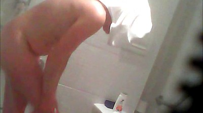 Hairy mature, The, Mature shower, Hairy shower, Granny wife