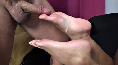 Foot fetish, Soles cum, Bare foot
