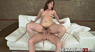 Hairy granny, Marie, Old mature